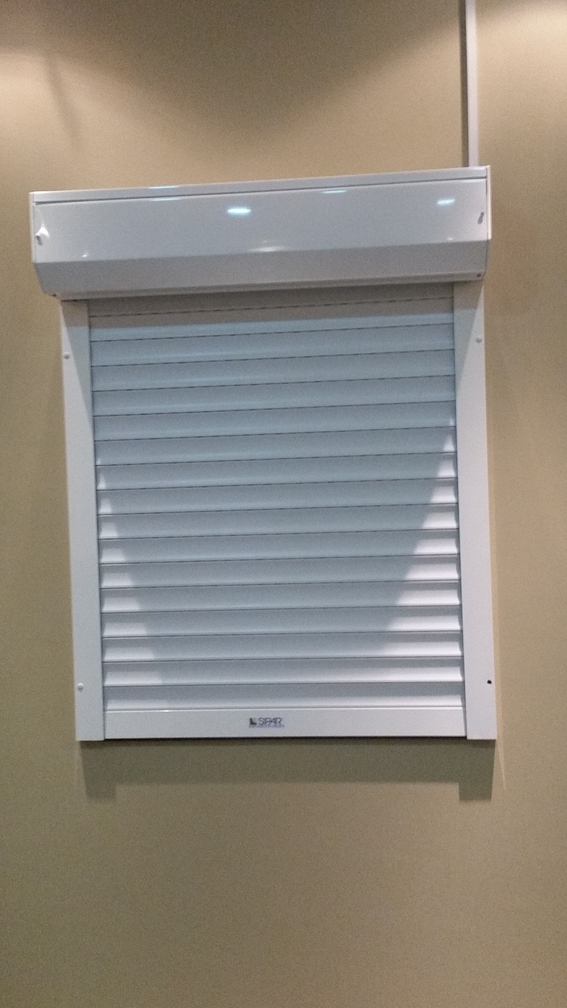 Window and Counter Roller Shutter